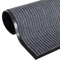 shumee Sivá PVC rohožka, 90 x 150 cm