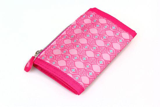 "SETINO Otroška tekstilna denarnica ""Shimmer and Shine"" - roza"