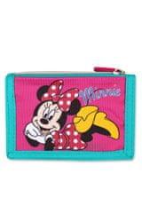 "SETINO Otroška tekstilna denarnica ""Minnie Mouse"" - roza"