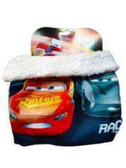 """Eplusm Otroški šal """"Cars"""" - modra - 21x48.5cm"""