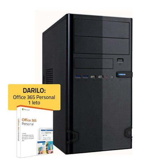 PCplus I-NET namizni računalnik (139425) + DARILO: 1 leto Office 365 Personal