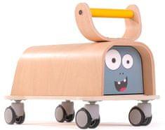 MamaToyz Cute Monster pedál nélküli gyerekkerékpár