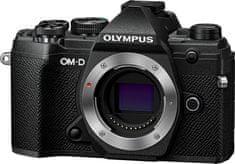Olympus Aparat E-M5 Body Black (V207090BE000)