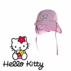 """SETINO Czapka dziewczęca """"Hello Kitty"""" - różowy - 50 cm"""