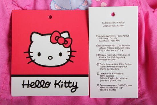 """SETINO Czapka dziewczęca """"Hello Kitty"""" - fuksja"""