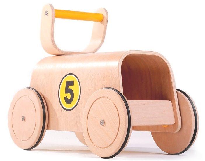 MamaToyz Odrážedlo a chodítko Racer
