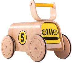MamaToyz Racer pedál nélküli gyerekkerékpár és járóka
