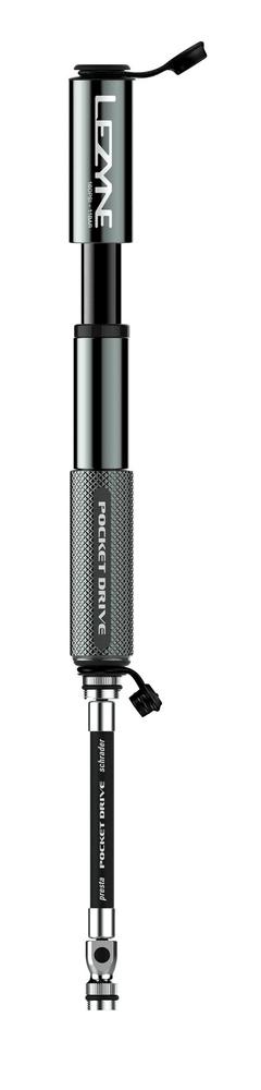Lezyne Pocket Drive-Grey Hi Gloss