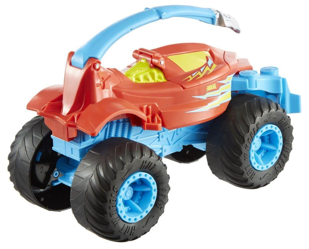 Hot Wheels Monster trucks Velké nesnáze Scorpedo