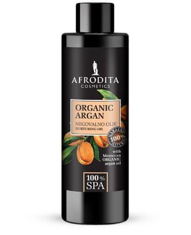 Kozmetika Afrodita SPA Organic Argan hranjivo ulje, 150 ml
