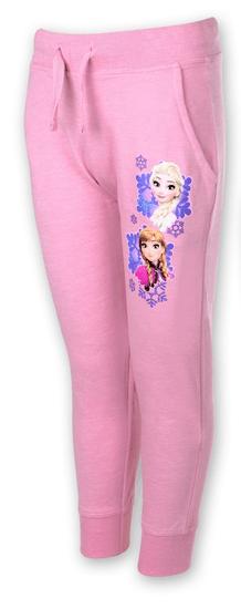 "SETINO Dekliška trenirke ""Frozen"" - roza"