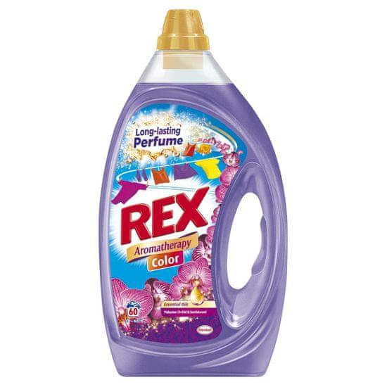 Rex Malaysian Orchid prací gel 3 l (60 praní)
