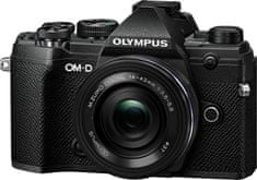 Olympus E-M5 Mark III + 14-42 EZ Black (V207090BE030)
