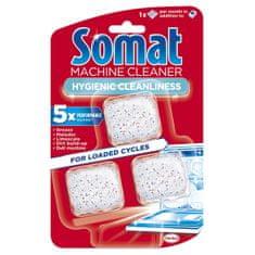 Somat Čistič umývačky - použitie počas umývania