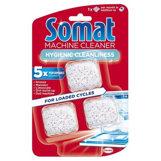 Somat Čistič myčky při plné myčce 3 ks