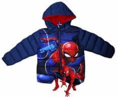 """SETINO Fantje zimska jakna """"Spiderman"""" - temno modra - 128 / 7–8 let"""