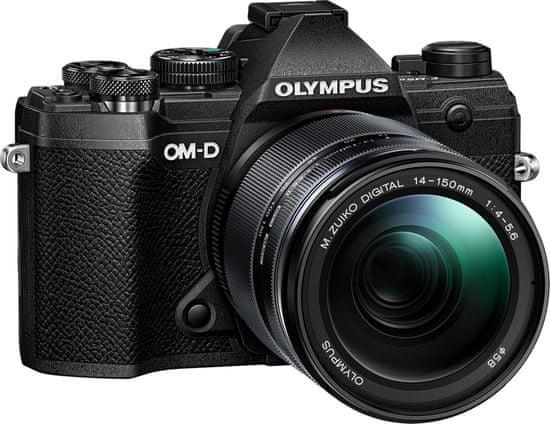 OLYMPUS E-M5 Mark III + 14-150 EZ