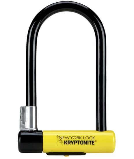 Kryptonite New York Standard U-ključavnica, 16 x 102 x 203