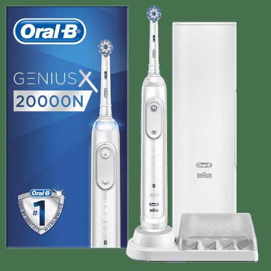 Oral-B szczoteczka do zębów Genius X 20000N White Sensitive