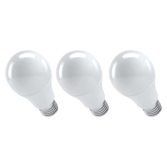 Emos LED žárovka Classic A60 14 W E27 teplá bílá, 3 ks