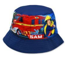 """SETINO Fiú kalap """"Tűzoltó Sam"""" - sötétkék - 54 cm"""