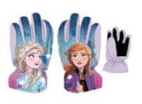 """SETINO Dekliške smučarske rokavice """"Frozen II"""" - vijolična - 5–6 let"""
