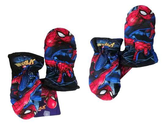 """SETINO Fantovske rokavice """"Spiderman"""" - temno modra"""