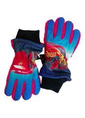 """SETINO Fantovske smučarske rokavice """"Cars"""" - rdeča - 7–8 let"""