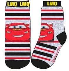 """Eplusm Chlapčenské vysoké ponožky """"McQueen"""" I.MQ - sivá - 23–26"""