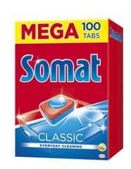 Somat Classic tablety do umývačky 100 ks