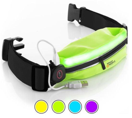 Sport2People LED tekaška torbica