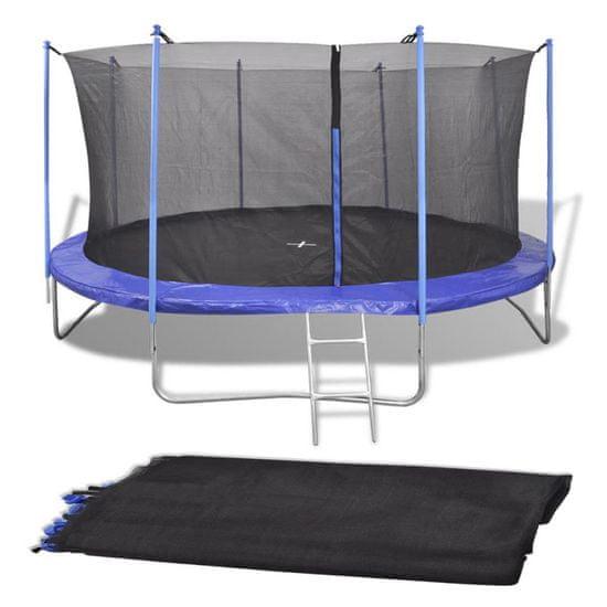 shumee Siatka zabezpieczająca do okrągłej trampoliny, 4,57 m