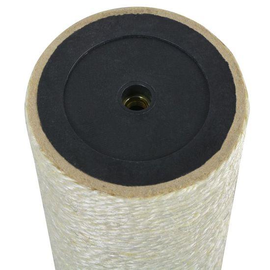 shumee Drapak dla kota 8x20 cm, 8 mm, beżowy
