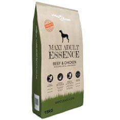 "shumee ""Maxi Adult Essence Beef & Chicken"" prémium kutyatáp 15 kg"