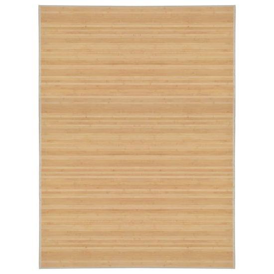 Petromila Koberec bambusový 150x200 cm prírodná farba