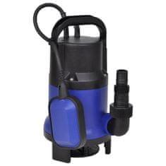 shumee Električna vrtna potopna črpalka za umazano vodo 400 W