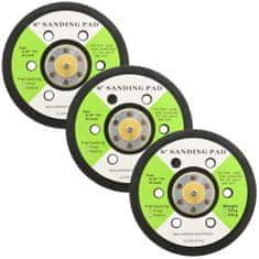shumee Brusilni disk 6 luknjic 3 kos 15 cm