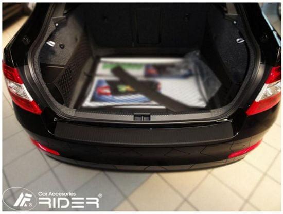 Rider Ochranná lišta hrany kufru Škoda Octavia III. 2013-2020 (sedan)