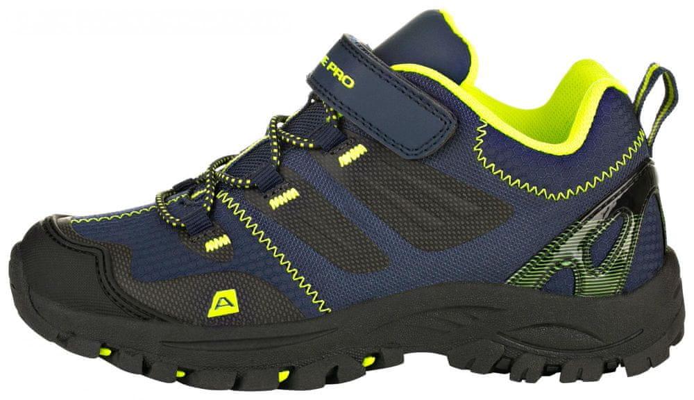 ALPINE PRO chlapecká outdoor obuv MIKIRU KBTR217530 29 modrá