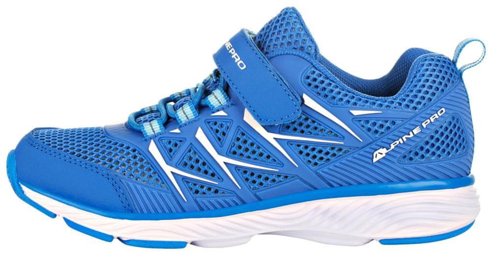 ALPINE PRO chlapecká sportovní obuv AVICESE KBTR219697 29 modrá