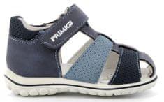 Primigi fantovski sandali 5365522, 19, temno modri