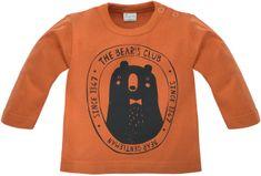 PINOKIO fantovski pulover Bears Club, 80, rjava