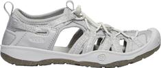 KEEN dekliški sandali Moxie Sandal K, 24, srebrna