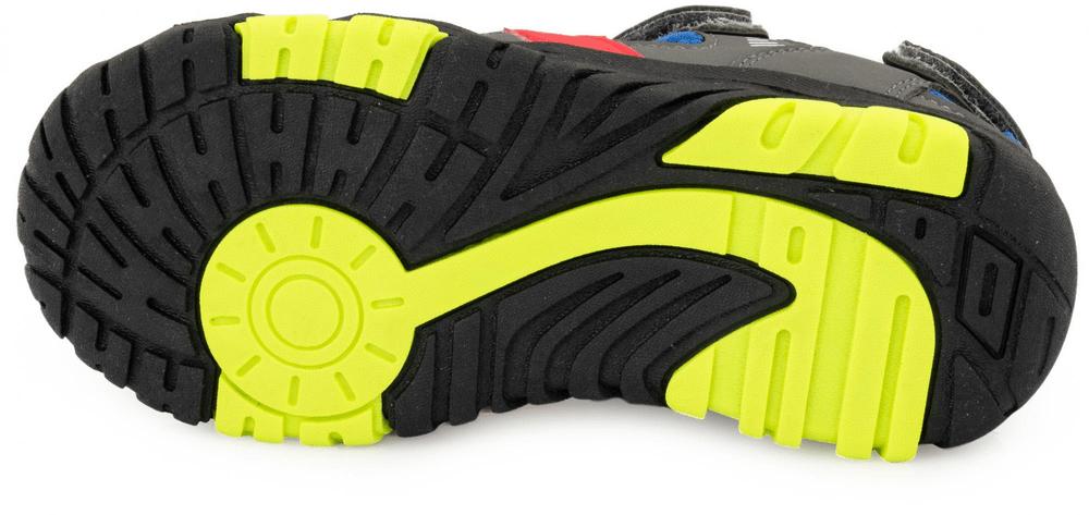 ALPINE PRO dětská obuv ERZIO KBTR240770 35 vícebarevná