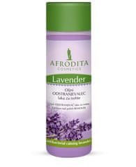 Kozmetika Afrodita Lavender odstranjevalec laka za nohte, 100 ml