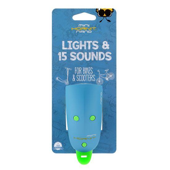 Hornit Mini - NANO Zábavná houkačka se světlem