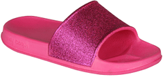 Coqui Dívčí obuv TORA 7083 Lt. fuchsia glitter 7083-305-3600 26/27 růžová