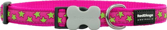 RED DINGO Nylon gallér Piros dingó