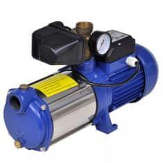 shumee Modra brizgalna črpalka z merilnikom 1300 W 5100 L/h