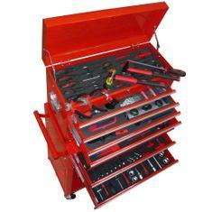 shumee Voziček za orodje z orodjem 7 slojni